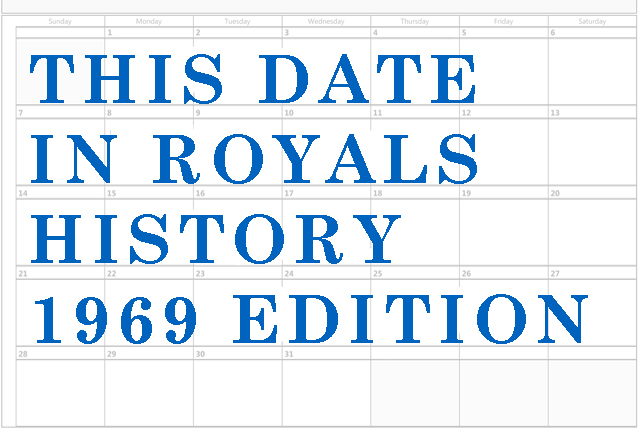 This Date In Royals History